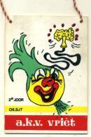 Aalst - A.K.V. Vriet 2e Joor Oilsjt - Carnaval