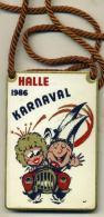 Halle - Karnaval Halle 1986 - Carnaval