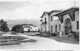 V5931  Cpa Algérie -  Blida, Hôtel Psychiatique .... - Blida