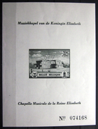 BELGIQUE                B.F 14  Perforé                 NEUF* - Blocks & Kleinbögen 1924-1960