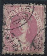 Queensland -  N° 40 - Oblitéré - 1860-1909 Queensland