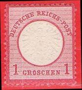 MiNr.19 Deutschland Deutsches Reich