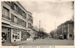 CPA - BOURG-la-REINE (92) - Aspect De La Pharmacie De L'Avenue Galois En 1939 - Bourg La Reine