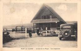 70 - HAUTE SAONE / Port Sur Saone - Avenue De La Plage - Les Baigneurs - Francia