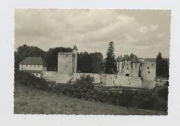 CPSM:  71 - COUCHES LES MINES - CHATEAU DE MARGUERITE DE BOURGOGNE - France