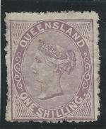 Colonie Anglaise, Queensland,  N° 44 A * - Grande-Bretagne (ex-colonies & Protectorats)