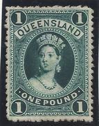 Colonie Anglaise, Queensland,  N° 62 * - Grande-Bretagne (ex-colonies & Protectorats)