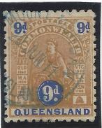 Queensland - N° 101a - Oblitéré - Dentelé 11 - RARE - Oblitérés