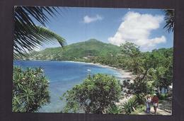 CPSM GRENADINES - FRIENDSHIP BAY - BEQUIA ST. VINCENT , W.I. - Très Jolie Vue De La Baie - Saint-Vincent-et-les Grenadines