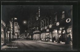 AK Dortmund, Konzert-Café Corso-Betriebe - Dortmund