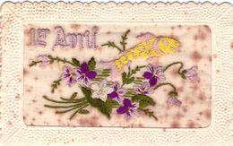 1er Avril Carte Brodée - Brodées