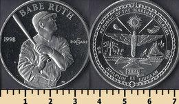 Marshall Islands 5 Dollars 1998 - Marshalleilanden