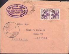 Brasil 1939 YT 261 Fortaleza A Sucre. Villa Bella. Trinidad. Publicidad. 3 Scan. See Desc. - Brasilien