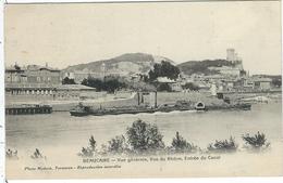 Gard : Beaucaire, Vue Générale, Le Rhone - Beaucaire