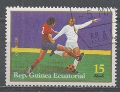 Equatorial Guinea. #A (U) Soccer - Guinée Equatoriale