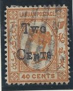 Colonie Anglaise, Labuan, N° 46 Oblitéré - Grande-Bretagne (ex-colonies & Protectorats)