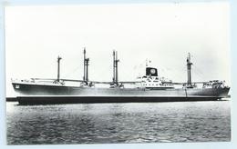 Nedlloyd - M.s. Seine Lloyd - Tankers