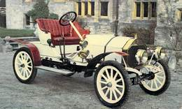 AUTOMOBILE (auto Voiture ) HUMBER 1909 Moteur Monocylindre DE DION (Humberette)  *PRIX FIXE - Turismo
