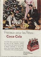 Page Publicitaire Couleurs Coca-Cola Du Patriote Illustré. TB - Advertising Posters