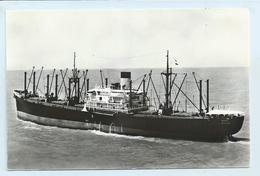 Nedlloyd - S.s. Roebiah - Tankers