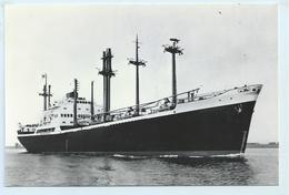 Nedlloyd - M.s. Karakorum - Tankers