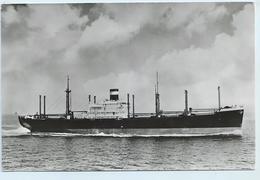 Nedlloyd - S.s. Raki - Tankers