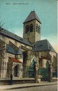 METZ-EGLISE SAINT EUCAIRE - Metz