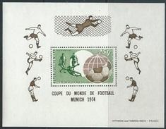 Niger 1974  Sc#C231  250fr Soccer World Cup  MH* 2016 Scott Value $3.25 - Níger (1960-...)