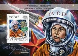 Mozambique. 2016 Valentina Tereshkova. (326b) - Space