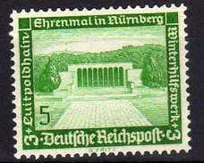 Deutsches Reich, 1936, Mi 636 **, Witerhilfswerk [221216StkKV] - Ungebraucht