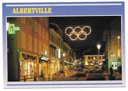 73 - ALBERTVILLE - Savoie - Ed. André N° 73 DS 20 - Anneaux Olympiques - Albertville