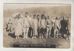 Prisonniers Russes   -  Gefangene Russ - Décembre 1916 - Guerra 1914-18