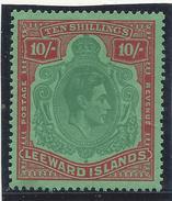 Leeward Islands - N° 100 * - Neuf Avec Charnière - Leeward  Islands