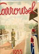SAUMUR Programme Du Carrousel 1953 - Programmes