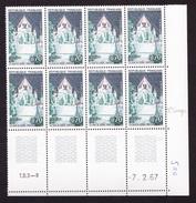 Coins Datés N° 1392A PROVINS La Tour De Cesar TB** - 1960-1969