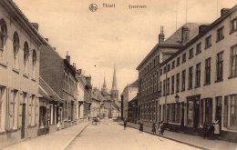 V5998 Cpa Belgique - Thielt, Yperstraat - Tielt