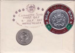 TONGA 20 SENITI 1967 - Tonga