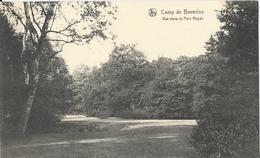 Camp De Beverloo   -   Vue Dans Le Parc Royal - Leopoldsburg
