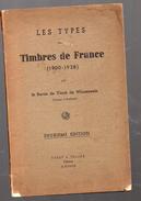 Vinck De Winnezeele: Les Types Des Timbres De France 1900-1938 (F.6815) - France