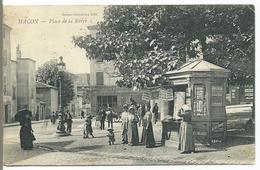 MACON - Place De La Barre - Macon