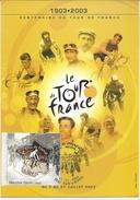 3582 - CENTENAIRE DU TOUR DE FRANCE - 58 NEVERS - 2000-09