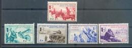 Frankreich VI/X LUXUS**POSTFRISCH 40EUR (70340 - Besetzungen 1938-45