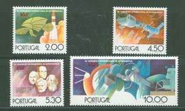 Portugal Scott # 1263-1266 Space Rockets Catalogue $6.85 - Unclassified