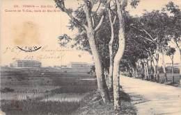 ASIE Asia - VIET NAM Vietnam ( Tonkin ) - DAP CAU : Caserne De TI CAU Route De BAC NINH - CPA - Vietnam