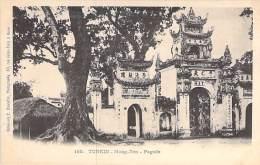 ASIE Asia - VIET NAM Vietnam ( Tonkin ) - HUNG YEN : Pagode - CPA - Vietnam
