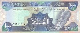 Lebanon P.69a 1000 Livres 1988  Unc - Libano