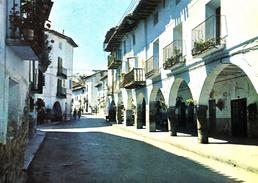 #  Aliaga (Teruel) - Calle De La Iglesia - Teruel