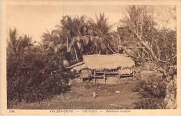 ASIE Asia - VIET NAM Vietnam ( Cochinchine ) TAY NINH : Habitation Indigène - CPA - Vietnam