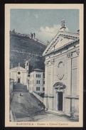 MAROSTICA - VICENZA - ANNI 30-40  DUOMO E CHIESA CARMINI - Vicenza