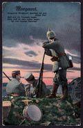 "(605) Weltkrieg 1914-16 "" Morgenrot "" Feldpost 1915 (C-1) - War 1914-18"